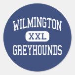 Wilmington - Greyhounds - Area - New Wilmington Stickers