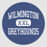 Wilmington Greyhounds Area New Wilmington Stickers