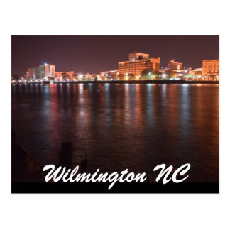 Wilmington NC Postcard