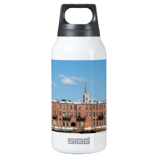Wilmington NC Riverfront Insulated Water Bottle