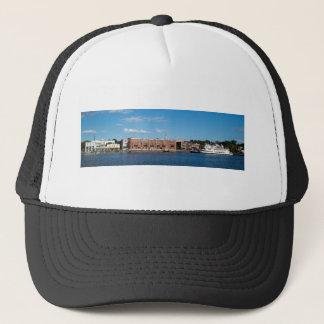 Wilmington NC Riverfront Trucker Hat