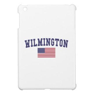 Wilmington NC US Flag Cover For The iPad Mini