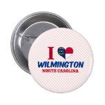 Wilmington, North Carolina Pinback Button