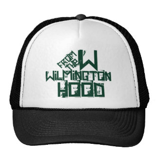 Wilmington North Carolina Trucker Hat
