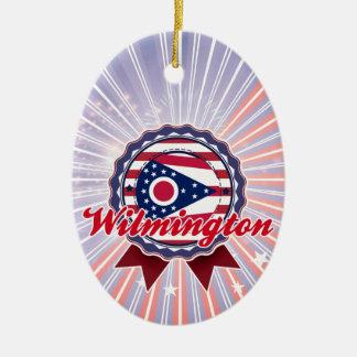 Wilmington, OH Ornamento Para Arbol De Navidad