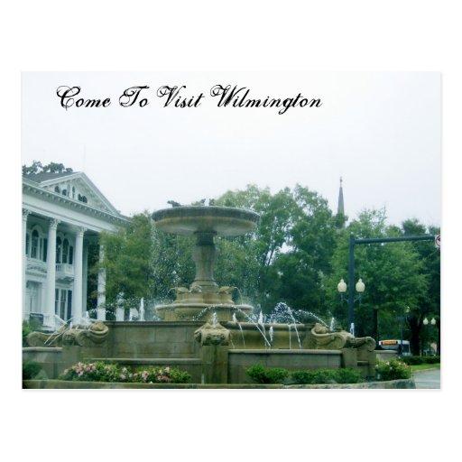 Wilmington Tarjeta Postal