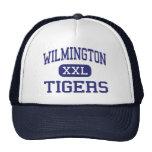 Wilmington - tigres - alto - Wilmington Vermont Gorro De Camionero