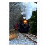 Wilmington/Western Railroad Post Card