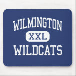 Wilmington - Wildcats - High - Wilmington Mouse Pad