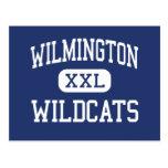 Wilmington - Wildcats - High - Wilmington Postcard