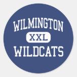 Wilmington - Wildcats - High - Wilmington Stickers