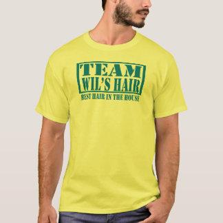 Wil's Hair T-Shirt