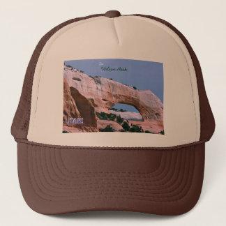 Wilson Arch Vintage Style Trucker Hat