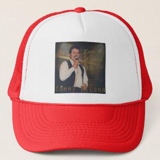 wilson cd cover trucker hat