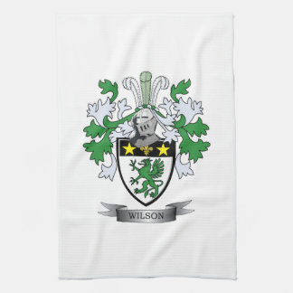 Wilson Coat of Arms Towel