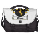 Wilson Family Crest Bags For Laptop