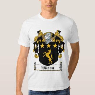 Wilson Family Crest T Shirt