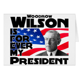 Wilson Forever Card