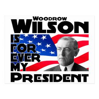 Wilson Forever Postcard