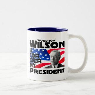 Wilson Forever Two-Tone Coffee Mug