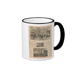 Wilson la Machine De coser Company Taza De Café