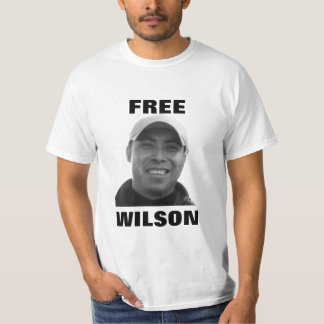 Wilson libre playera