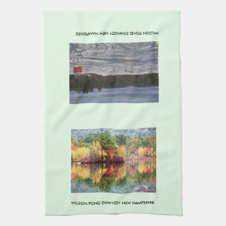 WILSON POND DISH TOWEL