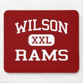 Wilson - Rams - High School - Tacoma Washington Mouse Mat