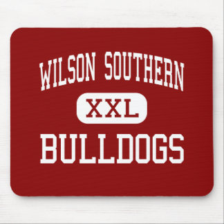 Wilson Southern - Bulldogs - Junior - West Lawn Mouse Mat