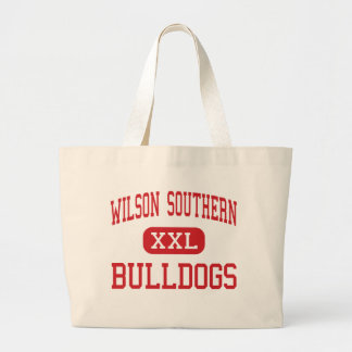 Wilson Southern - Bulldogs - Sinking Spring Canvas Bags