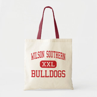 Wilson Southern - Bulldogs - Sinking Spring Tote Bags