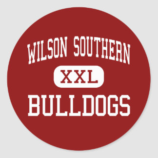 Wilson Southern - Bulldogs - Sinking Spring Stickers