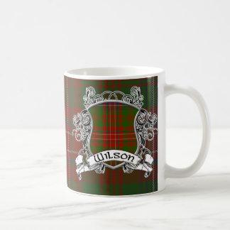 Wilson Tartan Shield Coffee Mug