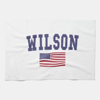 Wilson US Flag Kitchen Towel