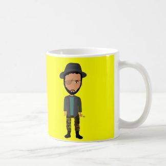 Wilson Wilson de Utopía Coffee Mug
