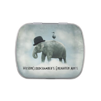 WilsonCloudchamber's Enlighten Mints Jelly Belly Candy Tin