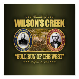 Wilsons Creek (FH2) Poster
