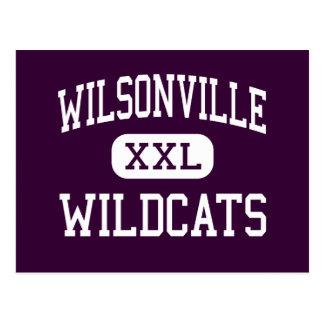 Wilsonville - gatos monteses - alta - Wilsonville Postal