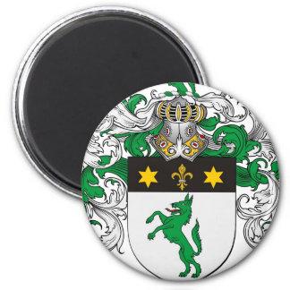 Wilsoun Family Crest - Wilsoun Coat of Arms 2 Inch Round Magnet