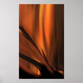 Wilted Agave, Darklift Print