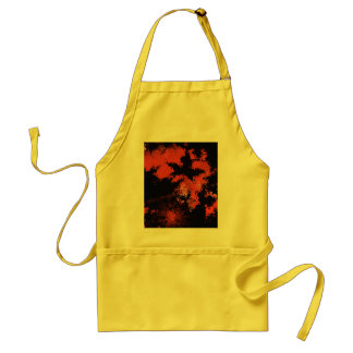 Wilted Fall Adult Apron