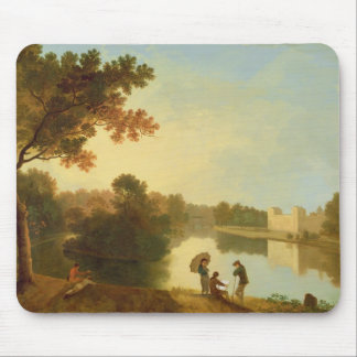 Wilton House from the South-east, c.1758-60 (oil o Mouse Pad