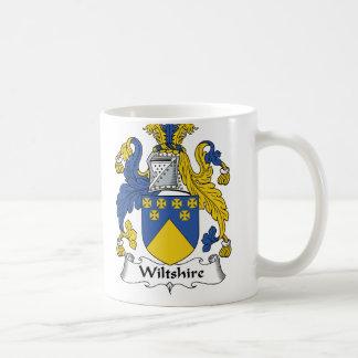 Wiltshire Family Crest Coffee Mug