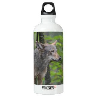Wily Wolf SIGG Traveler 0.6L Water Bottle