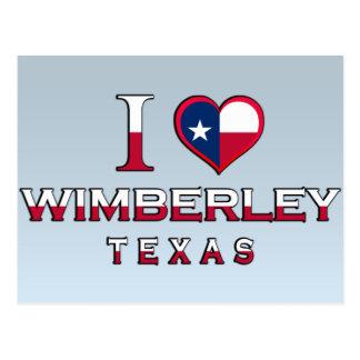 Wimberley, Texas Postcard