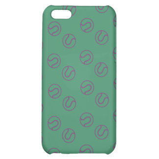 Wimbledon balls style case for iPhone 5C