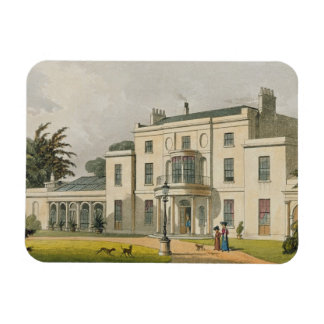 Wimbledon House, from Ackermann's 'Repository of A Magnet