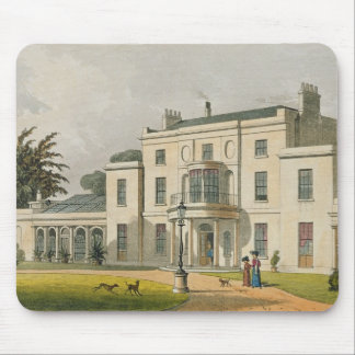 Wimbledon House, from Ackermann's 'Repository of A Mouse Pad