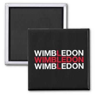 WIMBLEDON MAGNET
