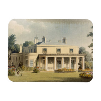 Wimbledon Park, from R. Ackermann's (1764-1834) 'R Magnet